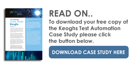 Download our Keoghs Test Automation Case Study here