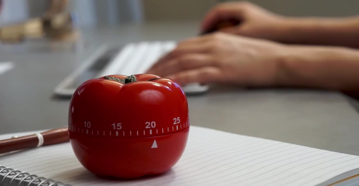 'Agile' Way of Working - the Pomodoro Technique